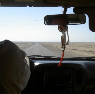 The Sahara Desert Drive