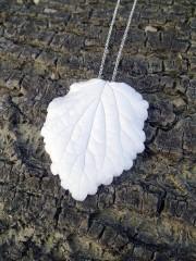 nettle necklace www.sarahmayrogers.co.uk