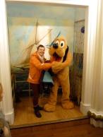 Em meets Pluto!
