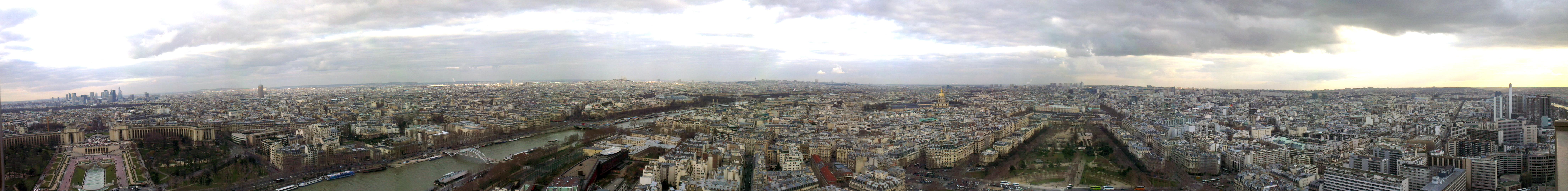 ParisFromTheTower
