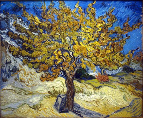 581px-The_Mulberry_Tree_by_Vincent_van_Gogh